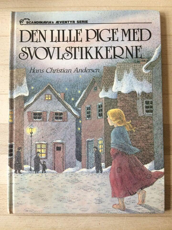 Den lille pige med svovlstikkerne, H. C. Andersen