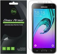 [6-pack] Dmax Armor Hd Clear Screen Protector Shield For Samsung Galaxy Sol