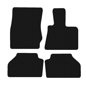 BMW-X3-F25-2010-2017-Black-Floor-Tailored-Rubber-Car-Mats