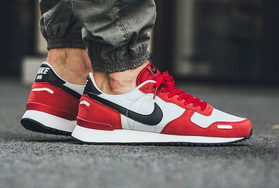 Nike Air Vortex Red Black White size 11. 903896-600. internationalist max best-selling model of the brand