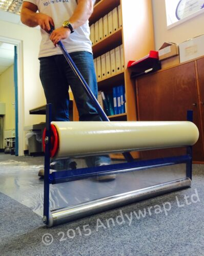 CARPET PROTECTION FILM 1200mm x 100mts