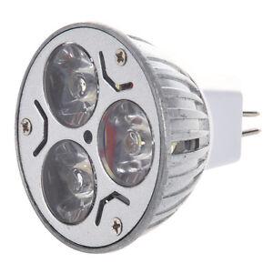 Mr16 3x1 watt led spot light bulb 20w white for track light n3 image is loading mr16 3x1 watt led spot light bulb 20w mozeypictures Choice Image
