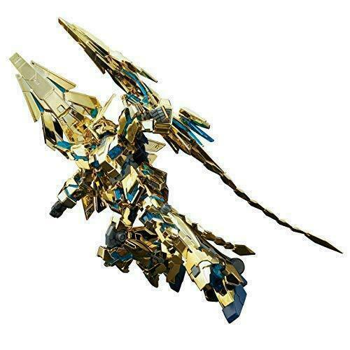 NEW Mobile Suit Gundam G Frame Unicorn Gundam Unit3 PHENEX Destroy Mode Figure