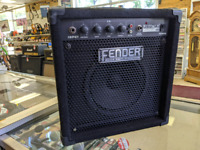 Fender Rumble 15 Bass amp Winnipeg Manitoba Preview