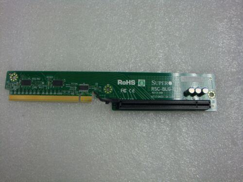 New SuperMicro Left PCI Riser Card RSC-BLG-E16 PCI-E 3.0x16