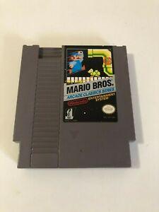 MARIO-BROS-Arcade-Classics-Series-NES-Nintendo-Game-not-Super-Mario-Brothers
