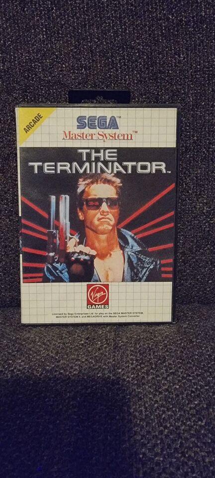 The terminator, Sega master system