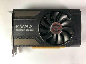 EVGA NVIDIA GEFORCE GTX 950  2GB GDDR5 Graphics Card CUDA