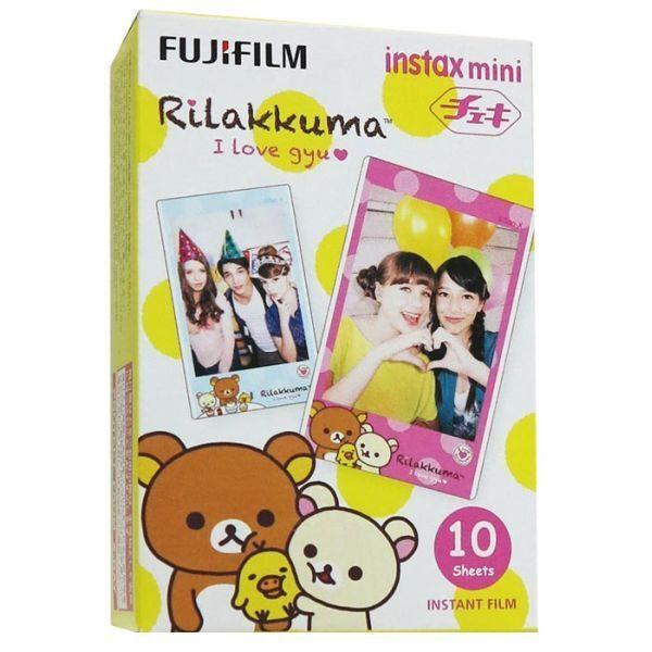 10 Sheet Fujifilm Instax Rilakkuma Instant Film for 8 10 25 50 SP1 90 #FJ019X
