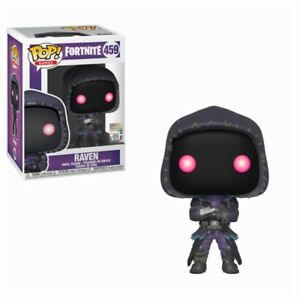 Fortnite Battle Royale Raven Tenue Pop! Games #459 Vinyl Figurine Funko-afficher Le Titre D'origine Gagner Une Grande Admiration