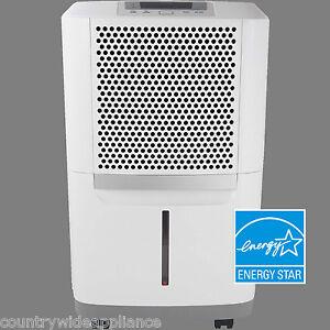 Frigidaire 70 Pint Energy Star Dehumidifier FAD704DWD replaces