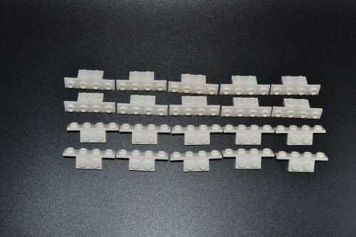 LEGO 20 x Platte 1x4 1x2 Winkelplatte weiß white angled plate 2436 6089574