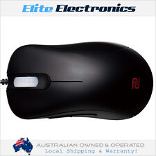 BENQ ZOWIE EC2-A ERGONOMIC RIGHT HANDED 3200DPI PRO GAMING MOUSE BLACK SMALL