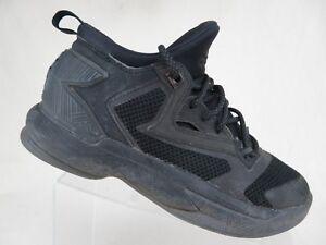 Black Sz 7 Kids Basketball Shoes