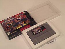 Captain Commando Super Nintendo SNES 1995 CAPCOM