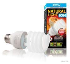 Exo Terra Natural Light Ion Deodorizing Lamp (25 Watt)