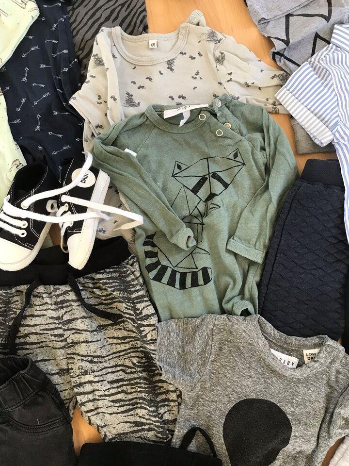 Blandet tøj, Blandet tøj, Blandet