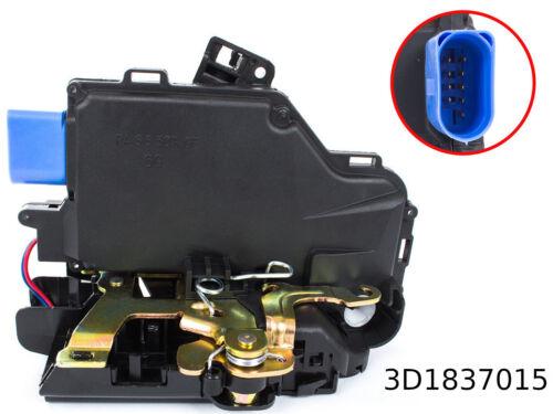 VW TOUAREG TOURAN Stellmotor Türschloß Schloß VORNE LINKS 3D1837015 NEU