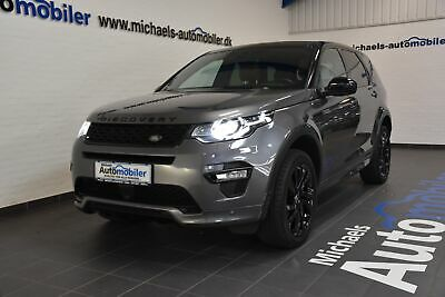 Annonce: Land Rover Discovery Sport 2,0 ... - Pris 499.900 kr.