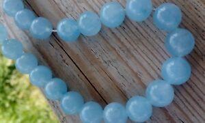 Blue Agate Beads 12 Mm Au01912-afficher Le Titre D'origine Bcs7vhha-10115241-196458709