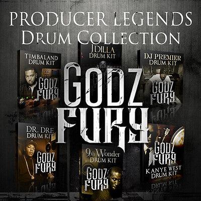 Producer Legends Drum Kit Samples Hip Hop MPC FL Studio 808 Sounds Reason  Cubase | eBay