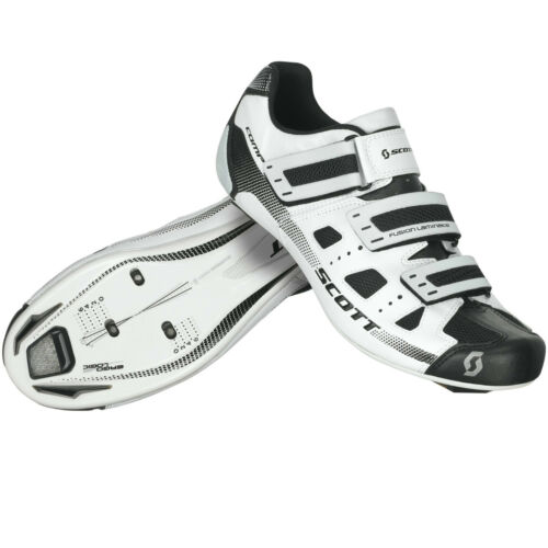 Scarpe SCOTT RACE Mod. ROAD COMP WhiteBLACKSHOES scott road comp WhiteBLACK