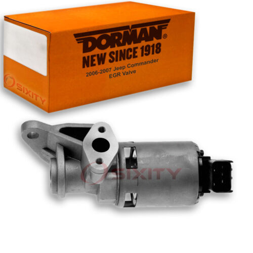 Dorman EGR Valve for Jeep Commander 2006-2007 5.7L V8 Exhaust Gas Recovery cy