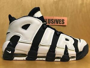 promo code 43529 9f798 Image is loading Nike-Air-Max-More-2012-Tempo-Olympic-Pippen-