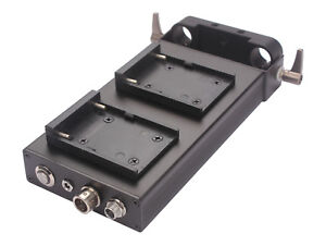 DSLR-15mm-Rod-Clamp-NP-F970-or-F550-Battery-Power-Supply-For-EOS-550D-600D-700D
