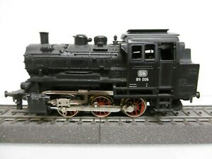 Marklin-3000-9-H0-3L-Steam-Locomotive-Br-89-006-DB-Epoch-III-Top-Without-Ob