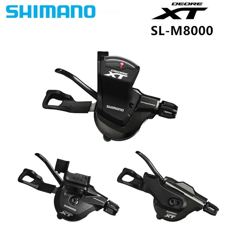 SHIMANO Deore XT SL M8000 11S 2x11S 3x11S  Shifter Lever Trigger Left & Right  great selection & quick delivery