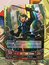 Fire Emblem 0 Cipher Alm P09-005PR Promo Card TCG Near Mint JAP