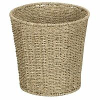 Household Essentials Woven Seagrass Waste , New, Free Shipping on sale