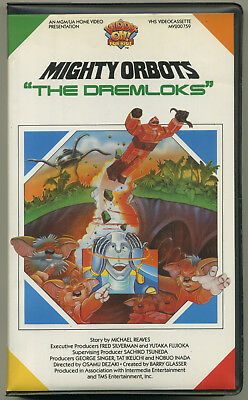 MIGHTY ORBOTS - THE DREMLOKS