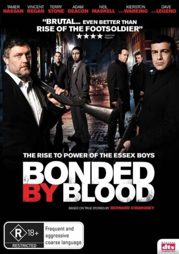 1 of 1 - Bonded By Blood (DVD, 2011) ACTION [Region 4] NEW/SEALED Rise of Foot Soldier