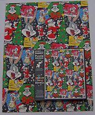 A Looney Tunes Christmas Family Jigsaw Puzzle Springbok Bugs Bunny Santa 500 Pcs