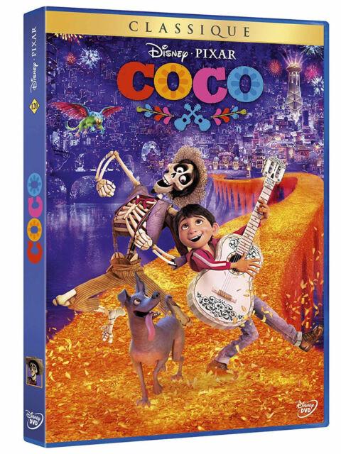 COCO - Disney PIXAR N° 120 - DVD NEUF SOUS BLISTER