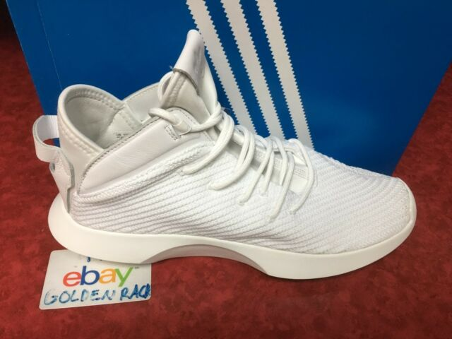 Adidas Originals Crazy 1 ADV PK Primeknit White Black Gold CG4819 11.5 Msp   160 8cc58da03108