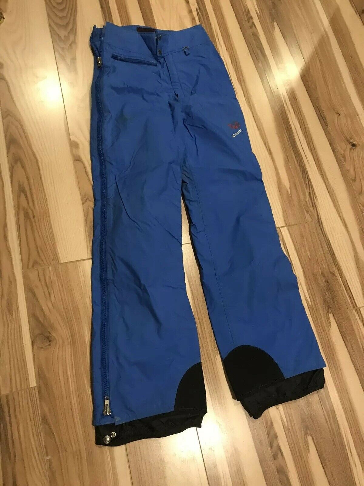 Vintage 80s 90s Womens The North Face Extreme Ski Pants Goretex  Baby blueee