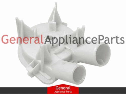 Washing Machine Direct Drive Drain Pump Fits Whirlpool Kenmore Crosley # 3363394