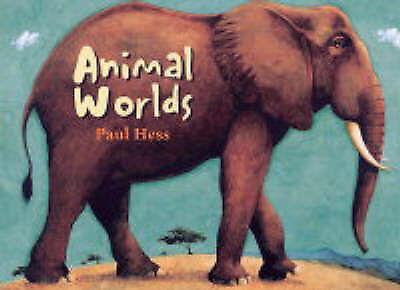 Animal Worlds (Animal Verse Series), , Very Good Book