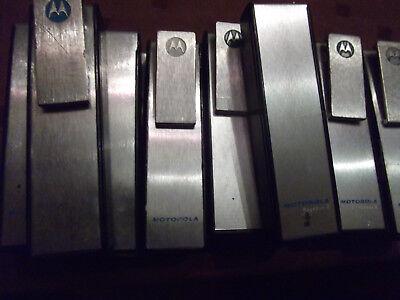 Motorola Pageboy-ii Ungeprüft Ab Stapel 4m Band K 469 Oberband SorgfäLtige Berechnung Und Strikte Budgetierung