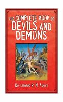 The Complete Book Of Devils And Demons Free Shipping