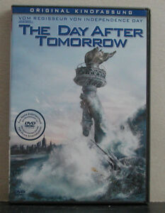 DVD The Day after tomorrow - FSK 12