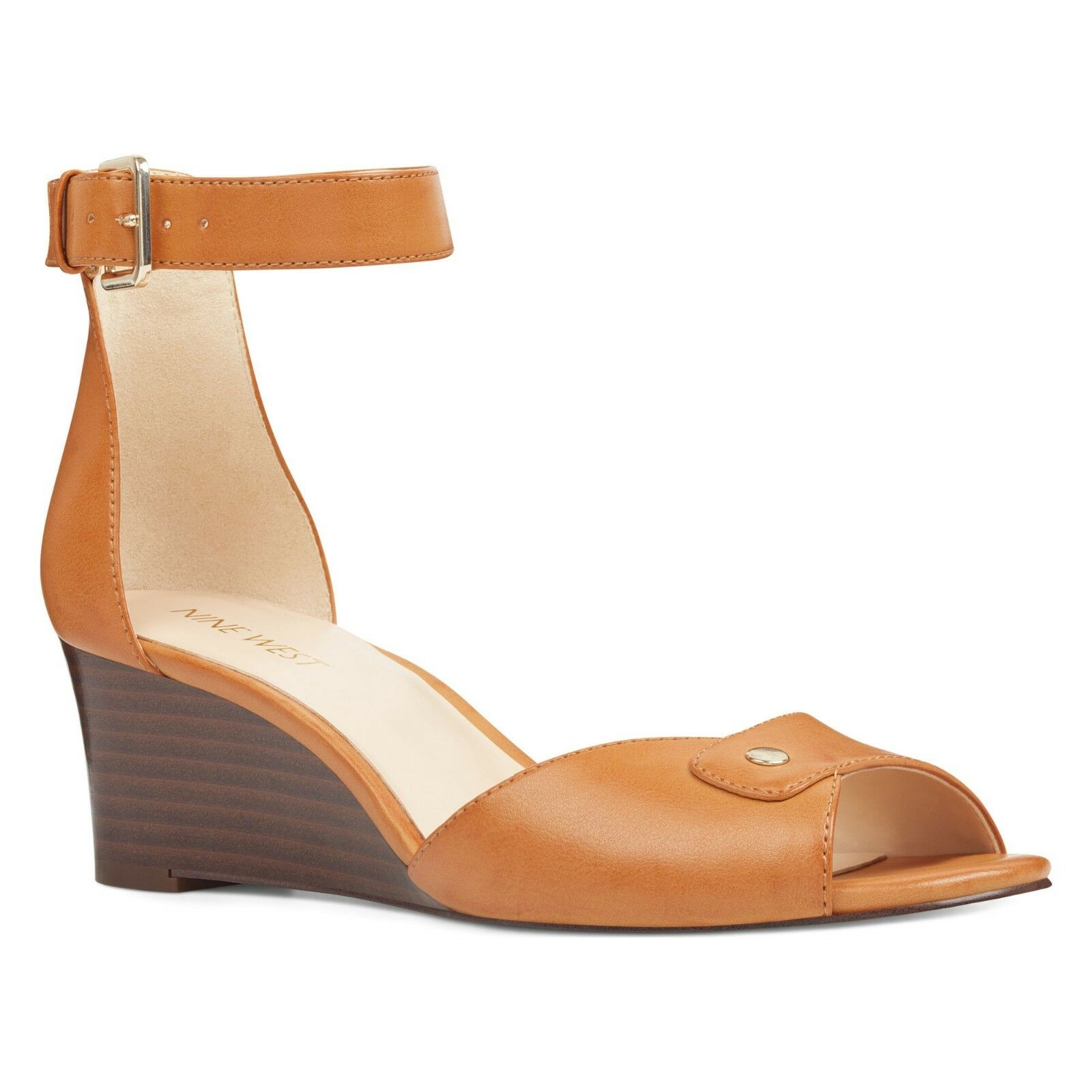 Nine West Patiam Wedge Sandales 8.5 M