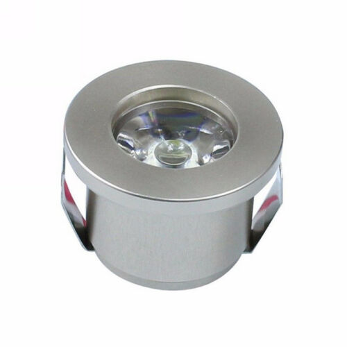 1//3W Recessed Mini Spotlight Lamp Ceiling Mounted LED Downlight Ceiling Light