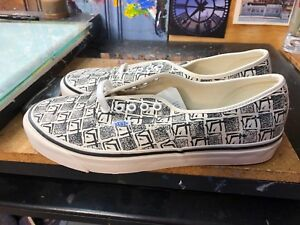 cb243522ea3981 Vans Authentic 44 DX (Anaheim Factory) OG White Size US 11.5 Men s ...