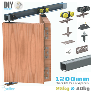 Hercules Plus Folding Door Gear with aluminium track complete DIY ...