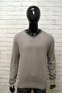 Maglione-Uomo-BEST-COMPANY-Taglia-Size-L-Pullover-Cardigan-Felpa-Lana-Sweater