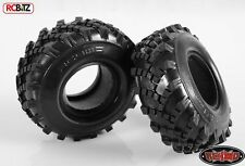 "Flashpoint Military Offroad 1.9"" Tyres (2) RC4WD with Foams Great in sand mud"